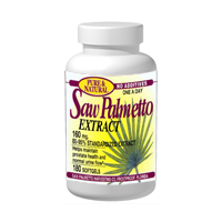 Saw Palmetto 160180 Supplement