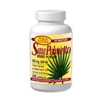 Saw Palmetto 500250 Supplement
